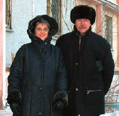 Larry & Judy Blanchard - Missionaries in Russia